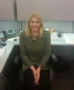 New hire Heidi